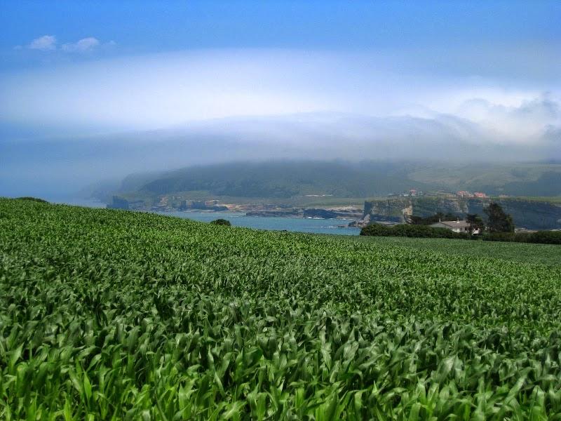 Küste vor Santander