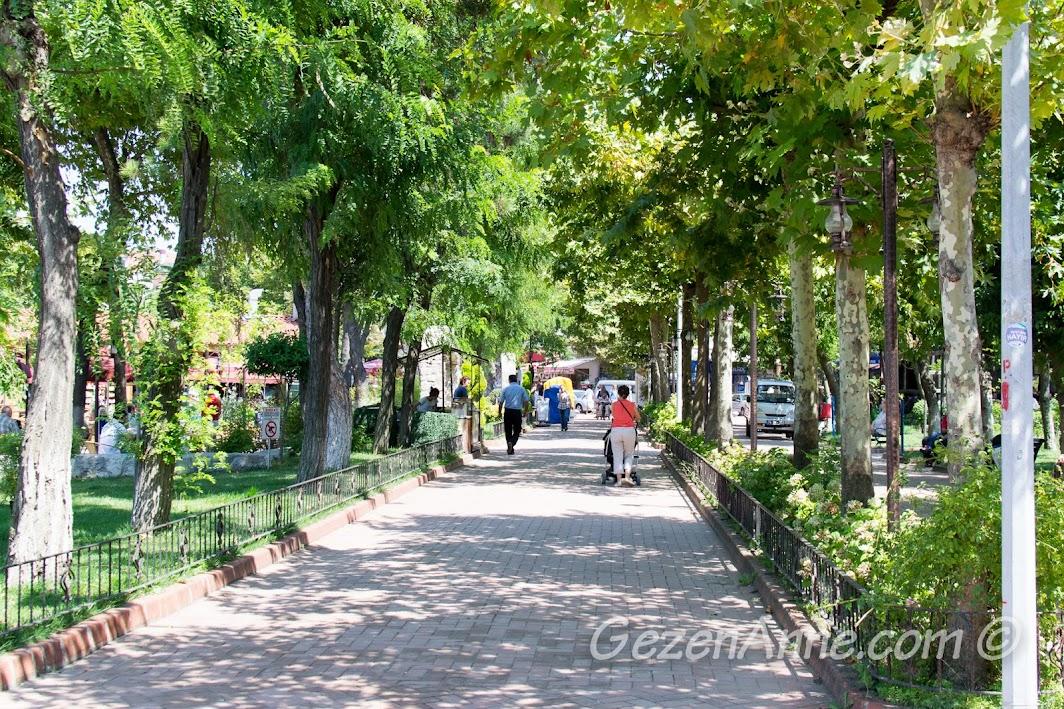 Sefa Park, Amasra