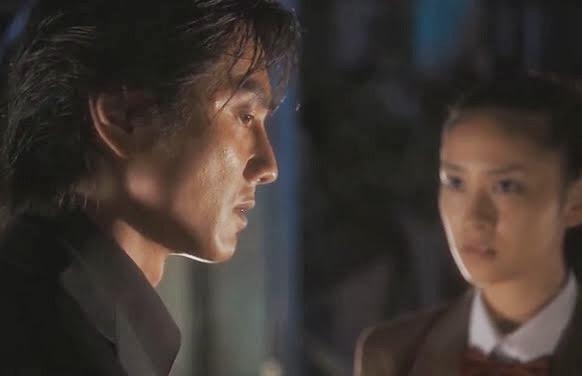 Harada Ryuji, Takei Emi