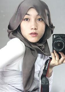 cara pakai selendang / shawl seperti Hana Tajima dan Yuna dan fesyen