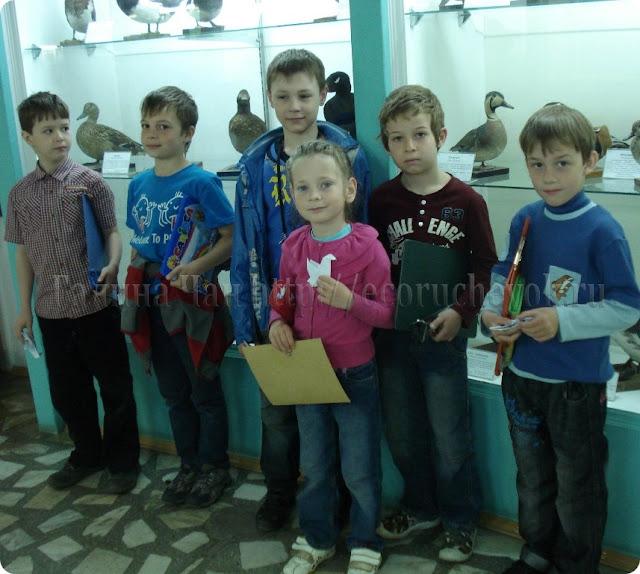Организация общения детей