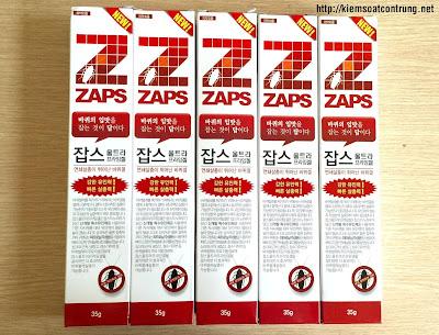 Ba diet gian Duc Zaps
