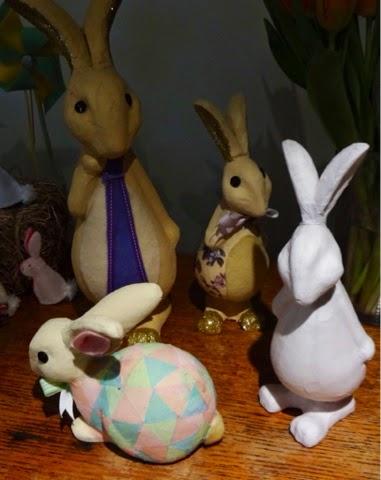 Hobbycraft Easter Rabbits Craft