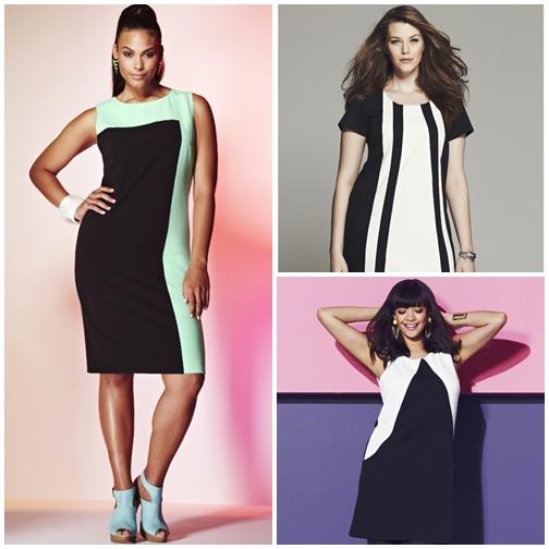 Chọn váy dành cho người mập cực Sành Điệu   vay suong cho nguoi beo 16