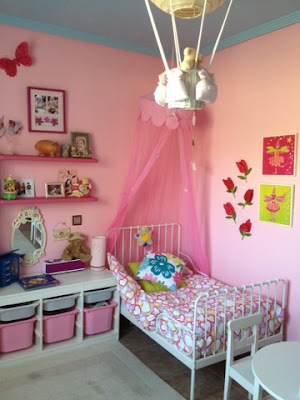 decoración-infantil-princesa
