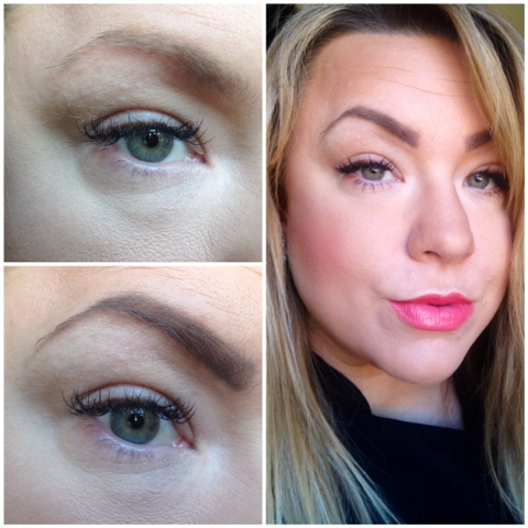 Ash tones eyebrow product. Maybelline Colour Tattoo in Permanent Taupe