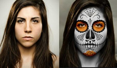 Como personalizar tu foto para halloween perfil facebook for Editor de fotos efectos