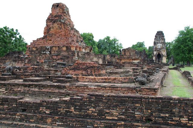 Blog de voyage-en-famille : Voyages en famille, Chiang Mai - Sukhothai