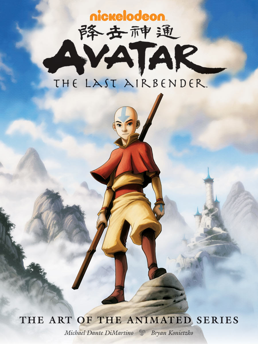 Art Of Avatar The Last Airbender