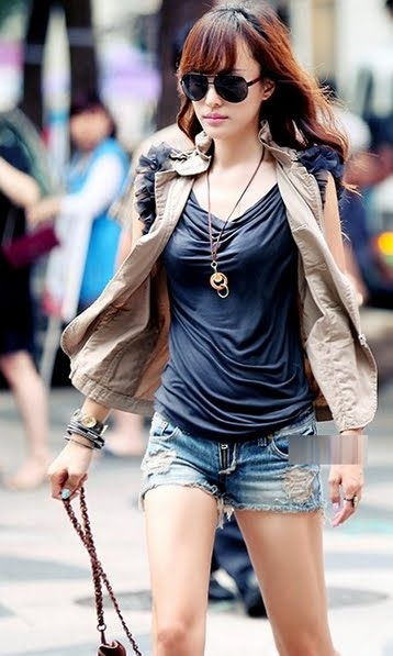 Korean Street Fashion | Official Korean Fashion | Korean ... |Korean Street Fashion 2014 For Girls