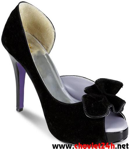 Thời trang giày cao gót Sophie Riahana - SRHA36-40