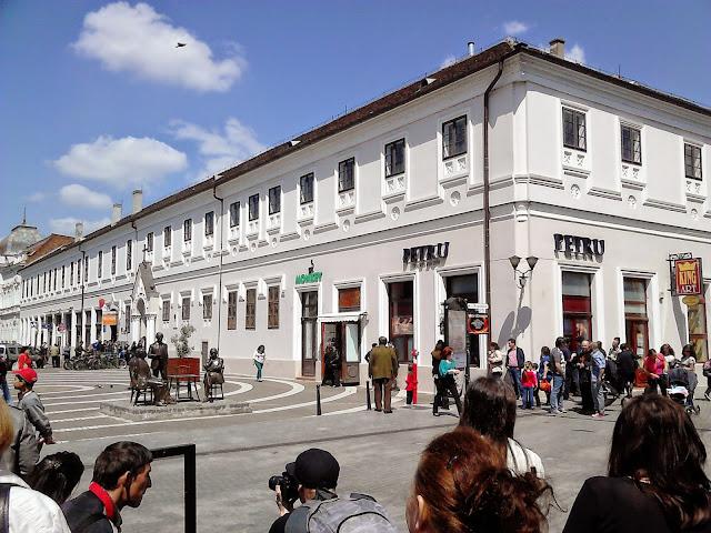 Au fost 5 minute pentru Oradea #2