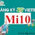 Gói cước 3G Viettel theo dung lượng: Mimin và Mi10