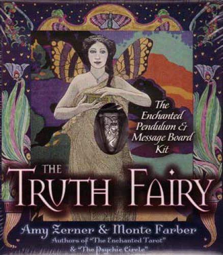 Truth Fairy Tarot Card Deck