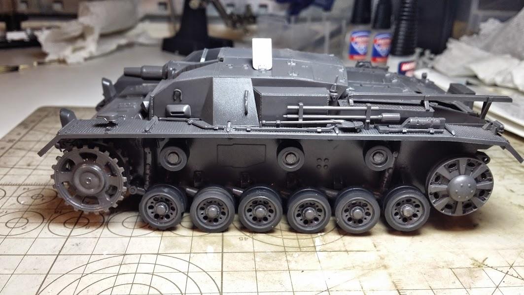 1/35 Stug III Ausf B 20150115_201002