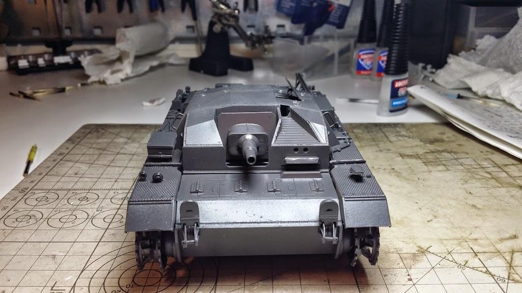 1/35 Stug III Ausf B 20150115_200955