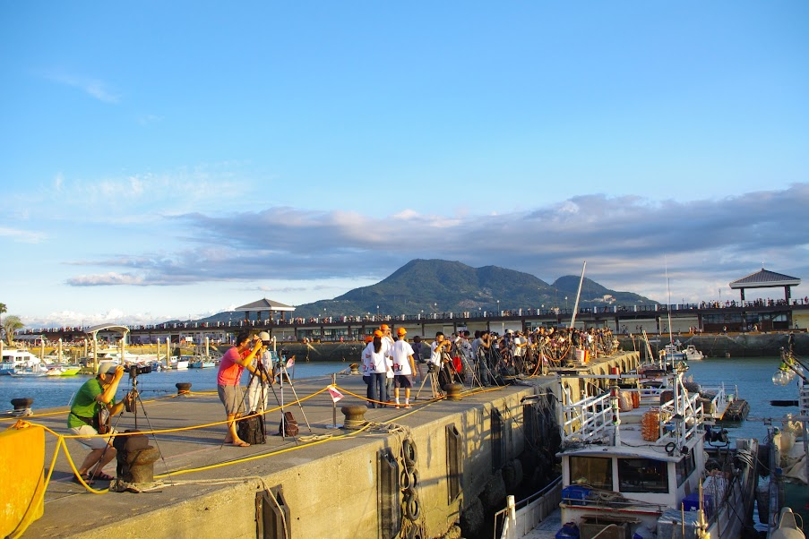 漁人碼頭 《縮時攝影》