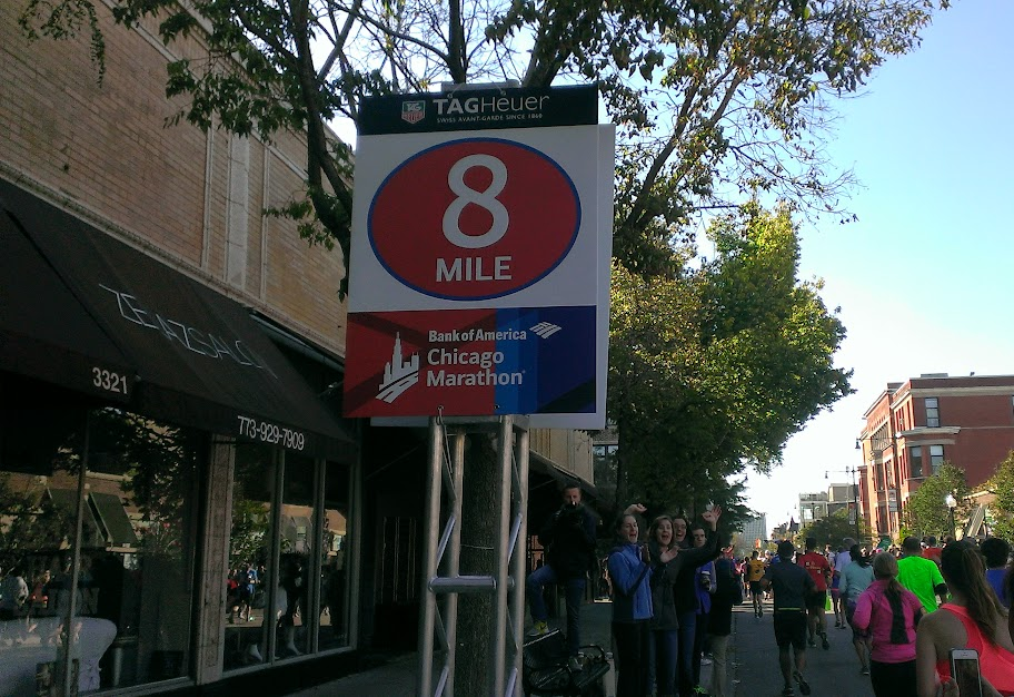 IMAG6922 My Chicago Marathon Recap   #TeamDannyDid