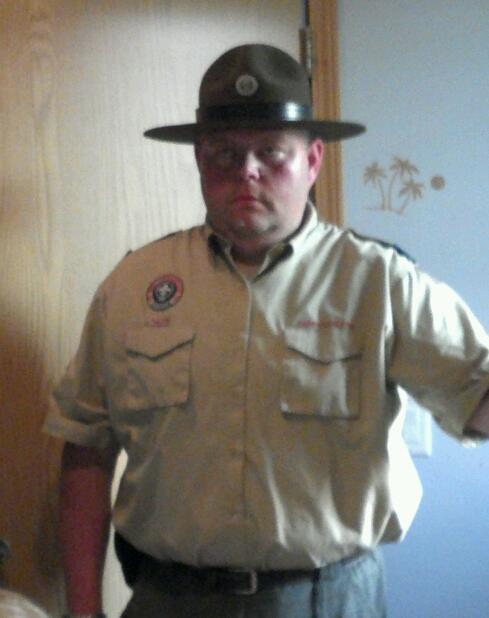 Boy Scout Campaign Hat  26c5a33932d