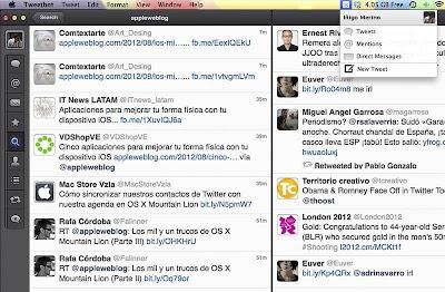 Las columnas llegan a Tweetbot Alfa para Mac