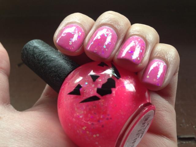 The Nail Polish Rehab Candidate: Barbie Nails