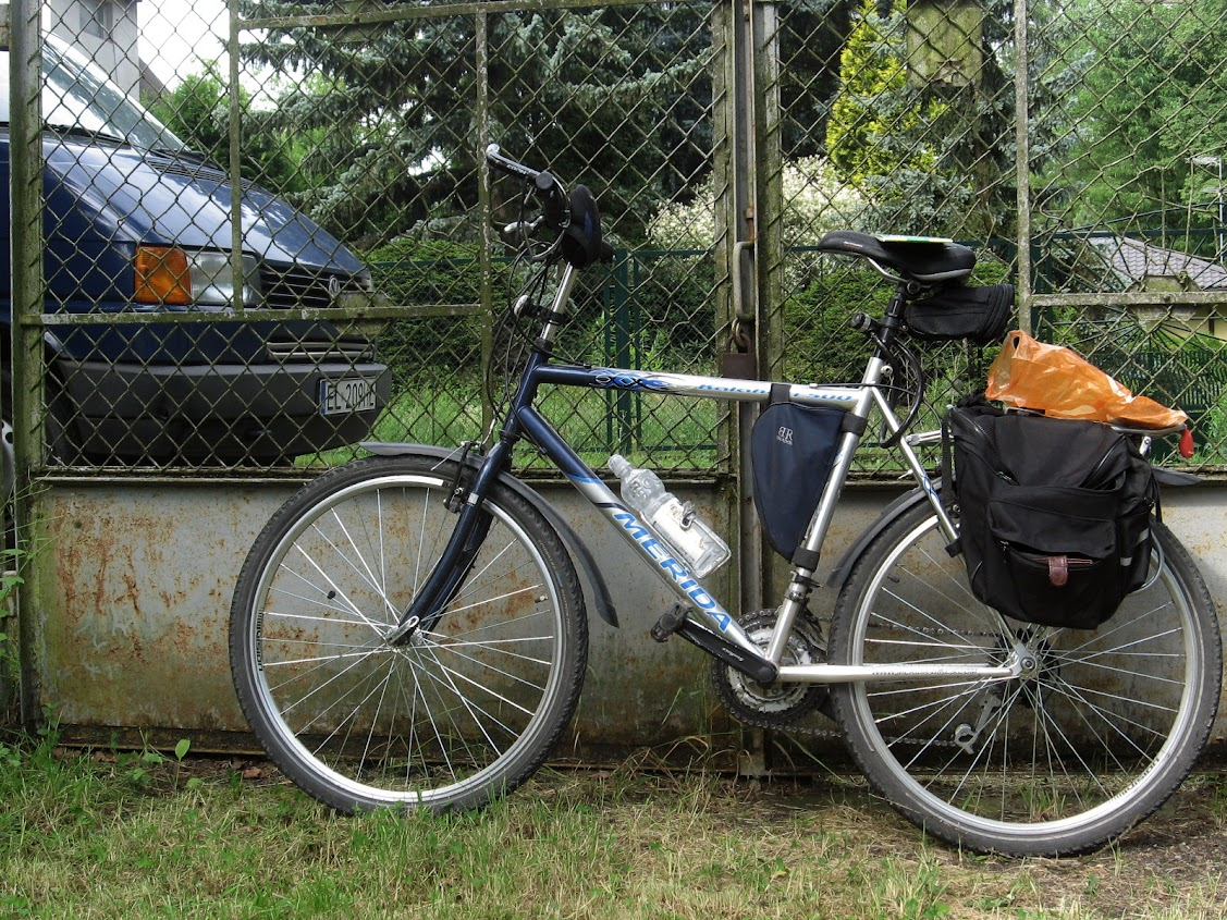 rower czeka