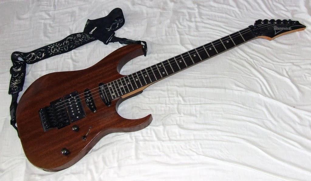 Ibanez RG 560 (Japán gyártású szólógitár)