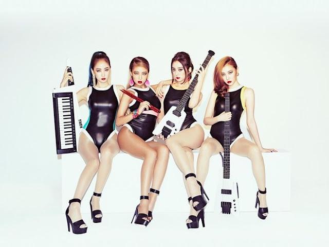 Wonder Girls sẽ trở lại trong năm 2016