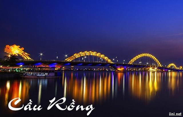 Cầu Rồng - Đà Nẵng