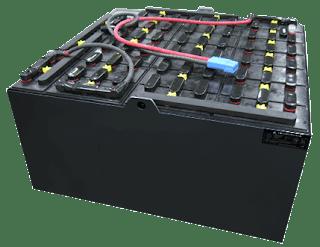 Bình điện xe nâng GS Yuasa Battery