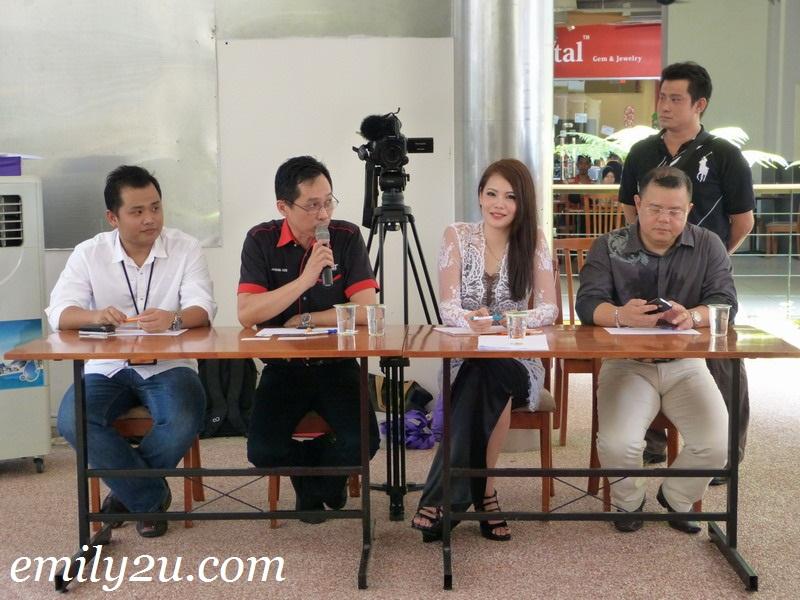 Miss Malaysia Kebaya audition