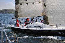 J/111 sailing Nova Scotia Halifax opener