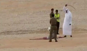 Help Wanted in Saudi Arabia: shortage of executioners
