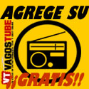 Agrege su Emisora de Radio online Gratis