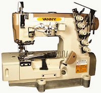 Maquina collarin Vanny