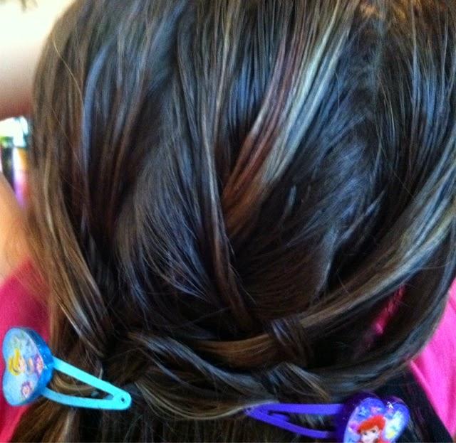Grandma Nats Braid Brigade How To Basket Weave Hair