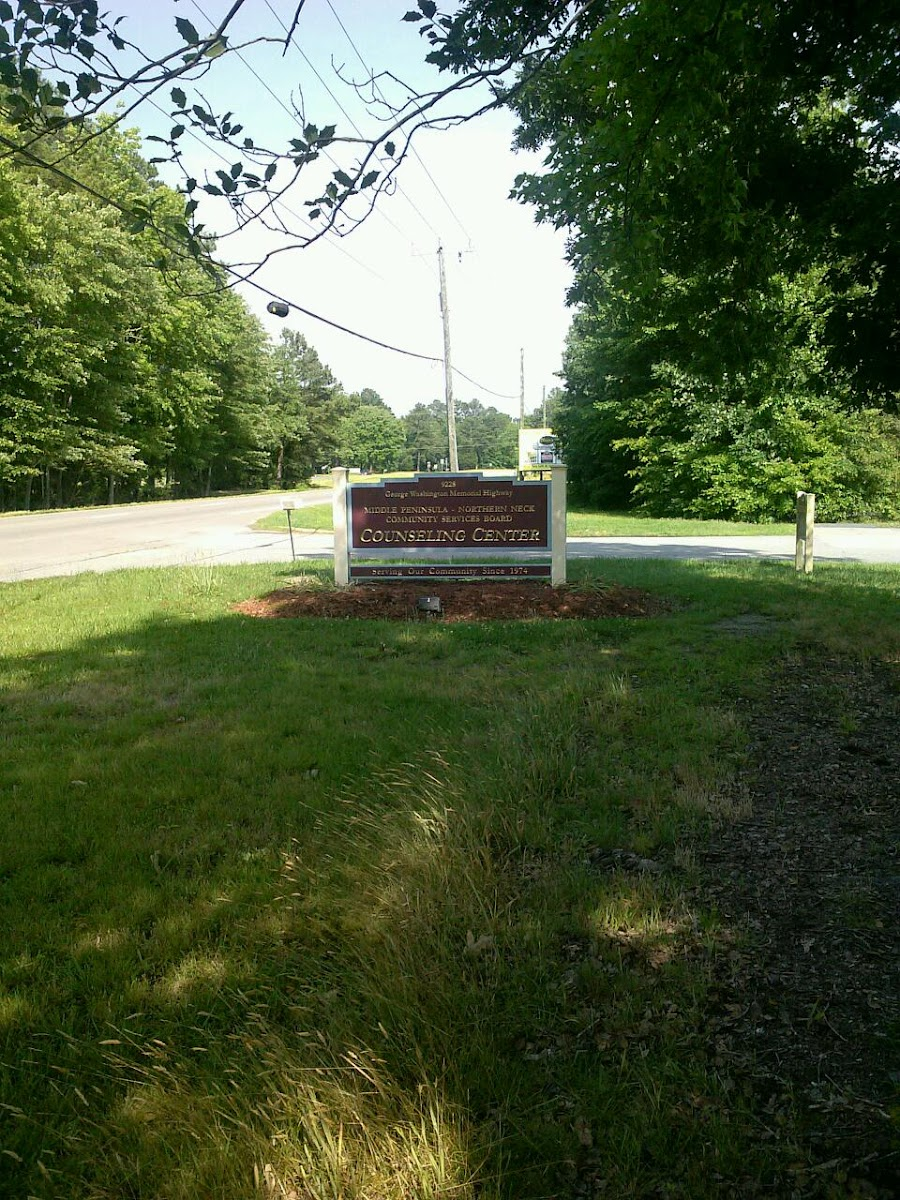 Middle Pennisula Northern Neck Community Service Board Prevention Services