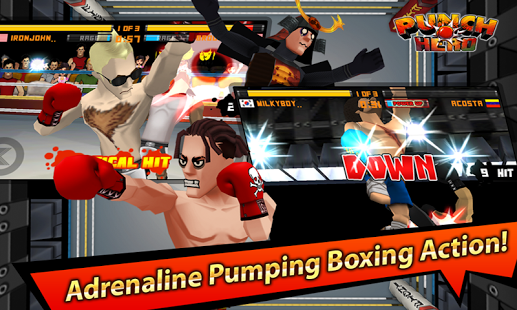 Punch Hero v1.3.0 for Android