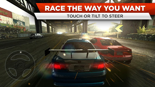 """Need for Speed android game"""