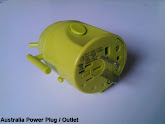 australia power plug outlet type