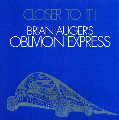 Brian Auger's Oblivion Express ~ 1973 ~ Closer To It