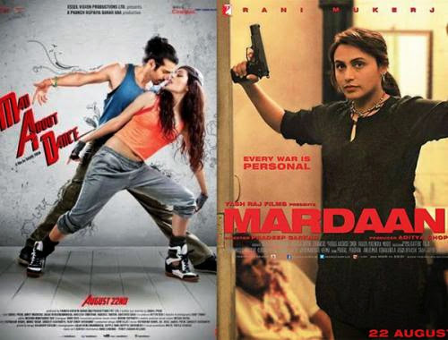 Movies To Watch This Week Mad About Dance And Mardaani
