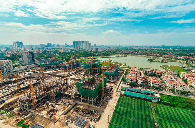 Tiện ích An Bình City