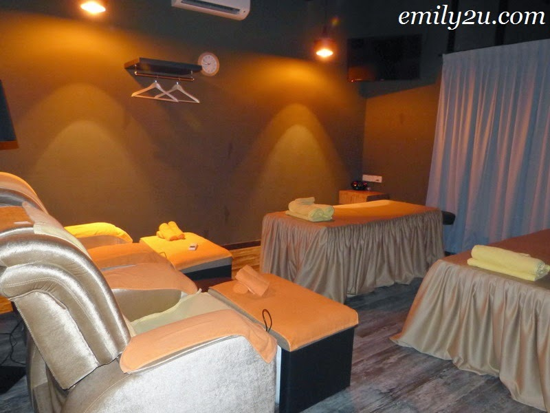 Healing Arts Massage & Reflexology Spa