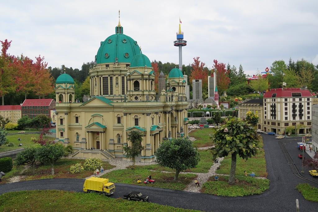 Der Berliner Dom ist ebenfalls zu finden