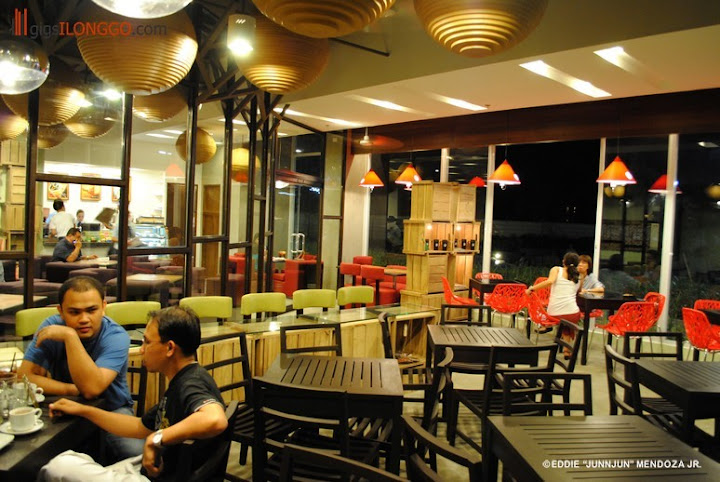 Bluejay Coffee & Deli, Ayala Technohub Iloilo