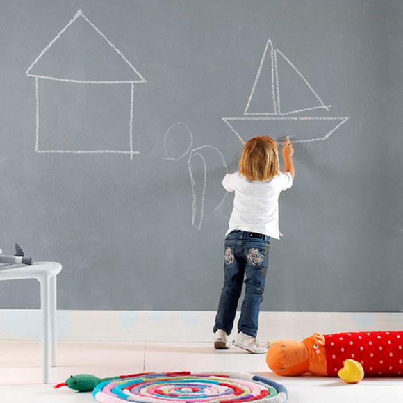Habitaciones Infantiles Decoracion Paredes ~ Paredes de habitaciones infantiles ~ Decoracion de salones