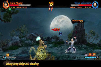 game kiếm hiệp 3d mobile online 1