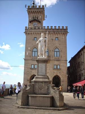 Basilica of St Marino