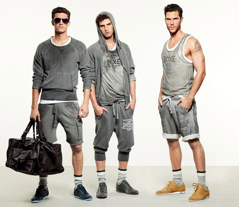 Take Dolce and Gabban to the Gym This Summer [men's fashion]